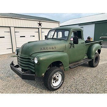1950 Chevrolet 3100 for sale 101598360
