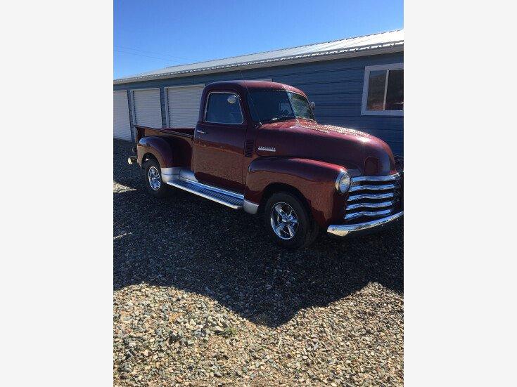 1950 Chevrolet Custom for sale 101285047
