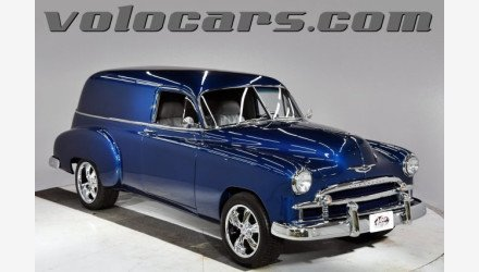 Chevrolet Sedan Delivery Classics for Sale - Classics on