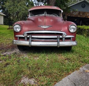 1950 Chevrolet Sedan Delivery for sale 101347299