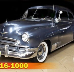 1950 Chevrolet Styleline for sale 101331103