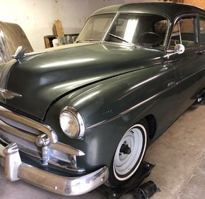 1950 Chevrolet Styleline for sale 101334744