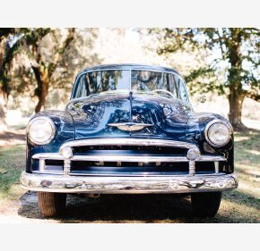 1950 Chevrolet Styleline for sale 101418913