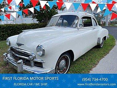 1950 Chevrolet Styleline for sale 101605174