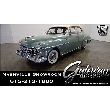 1950 Chrysler Imperial for sale 101161548