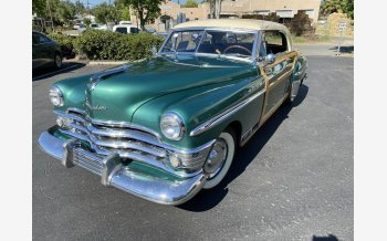 1950 Chrysler Town & Country for sale 101360039