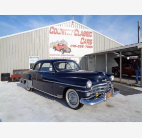 1950 Chrysler Windsor for sale 101244577