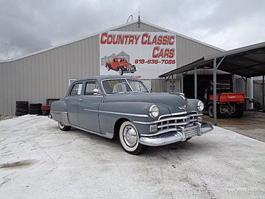 1950 Chrysler Windsor for sale 101330628