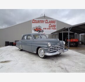 1950 Chrysler Windsor for sale 101330628