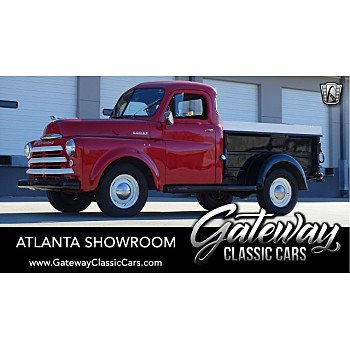 1950 Dodge B Series for sale 101268502