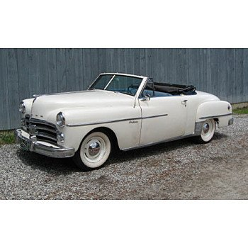 1950 Dodge Wayfarer for sale 100742005