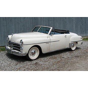 1950 Dodge Wayfarer for sale 100742005