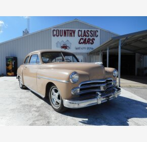 1950 Dodge Wayfarer for sale 100881694