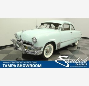 1950 Ford Custom for sale 101001424