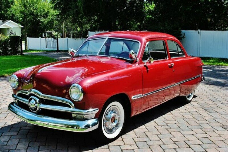 1950 Ford Custom Classics For Sale Classics On Autotrader