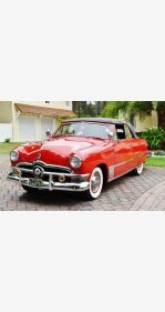 1950 Ford Custom for sale 101110997