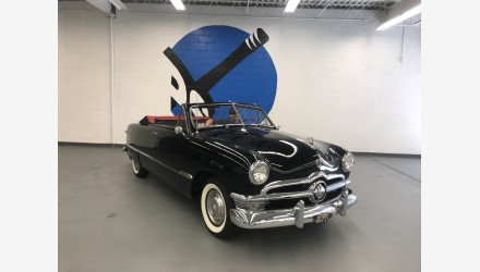 1950 Ford Custom for sale 101220059