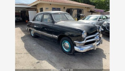 1950 Ford Custom for sale 101224044