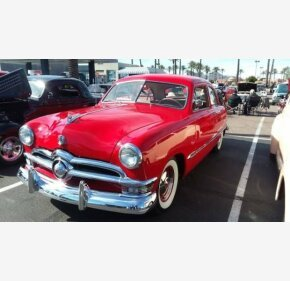 1950 Ford Custom for sale 101281179