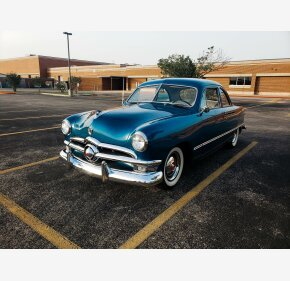 1950 Ford Custom for sale 101345665