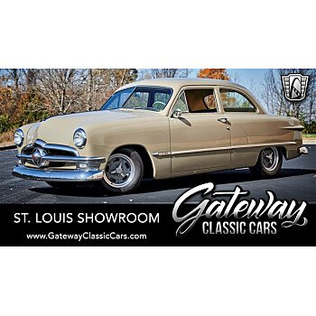 1950 Ford Custom for sale 101436665