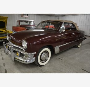 1950 Ford Custom for sale 101461017