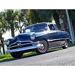 1950 Ford Custom for sale 101621532