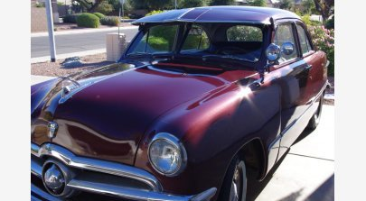 1950 Ford Custom for sale 101191295