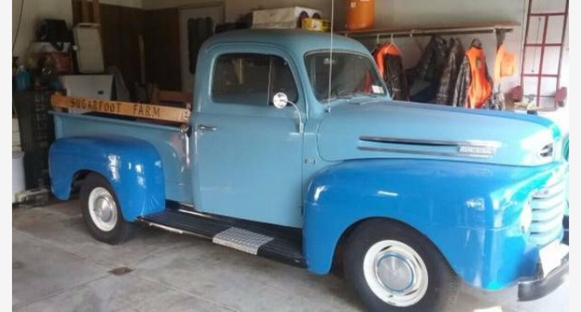 1950 Ford F1 for sale 100905705