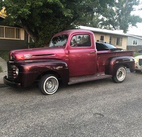 1950 Ford F1 for sale 101005796