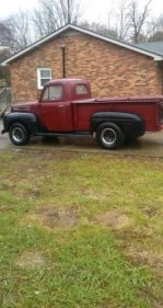 1950 Ford F1 for sale 101080109