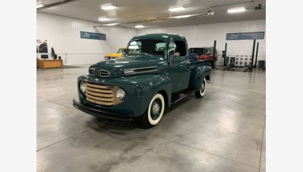 1950 Ford F1 for sale 101211980