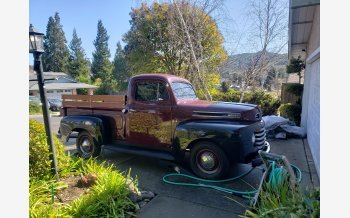 1950 Ford F1 for sale 101287689