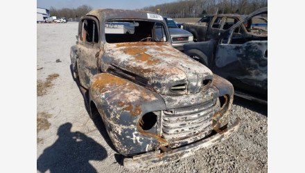 1950 Ford F1 for sale 101490521