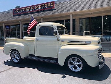 1950 Ford F1 for sale 101560384