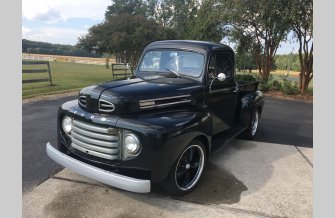 1950 Ford F1 for sale 101618506