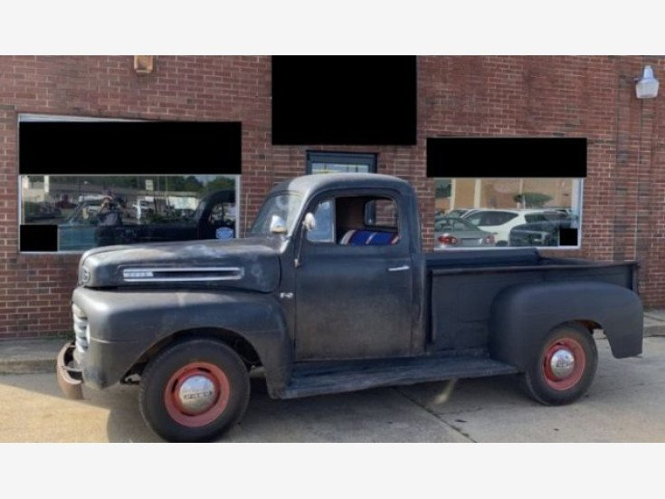 1950 Ford F2 for sale 101165300