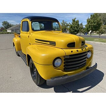 1950 Ford F3 for sale 101400039