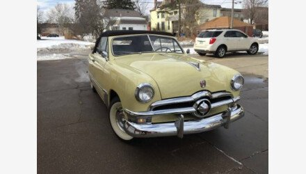 1950 Ford Other Ford Models for sale 101001646