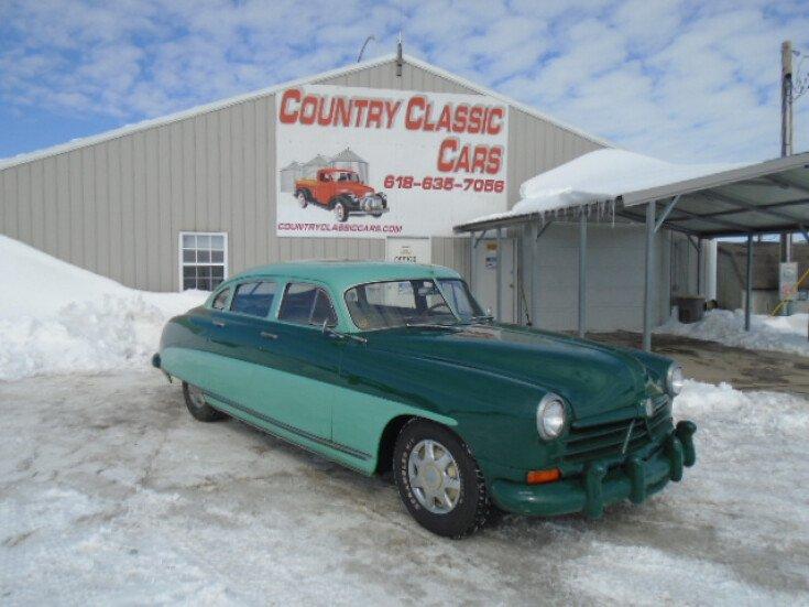 1950 Hudson Commodore for sale 101457909