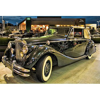 1950 Jaguar Mark V for sale 100746330