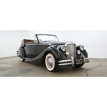 1950 Jaguar Mark V for sale 100976825
