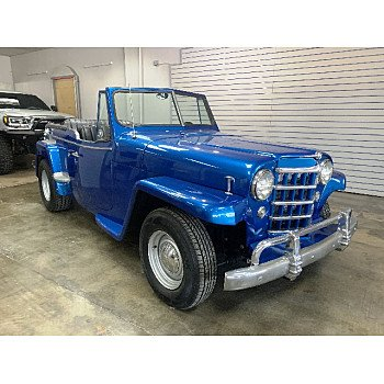 1950 Jeep Jeepster for sale 101283882