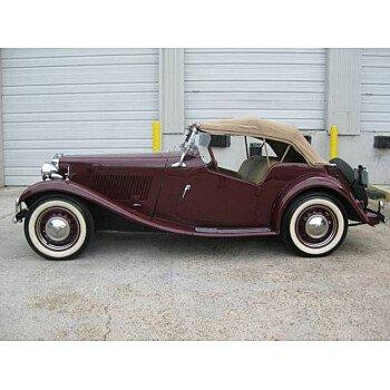 1950 MG MG-TD for sale 100880491