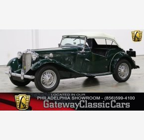 1950 MG MG-TD for sale 101052876
