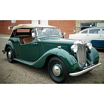1950 MG YT for sale 101334398