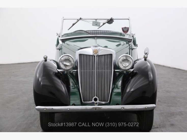 1950 MG YT for sale 101548131