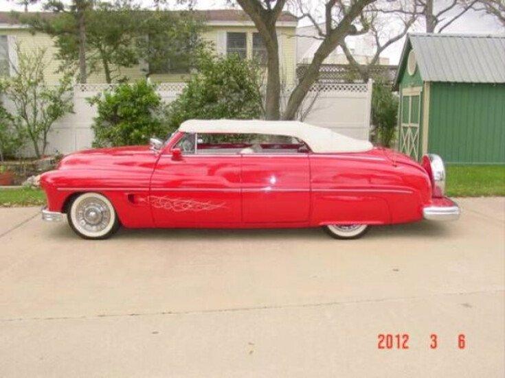 1950 Mercury Custom for sale 101560796