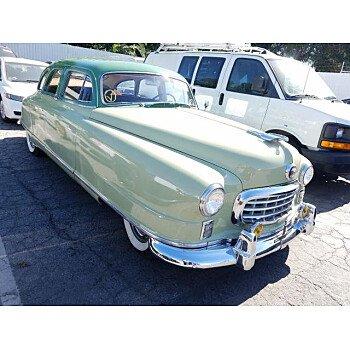 1950 Nash Ambassador for sale 101329722