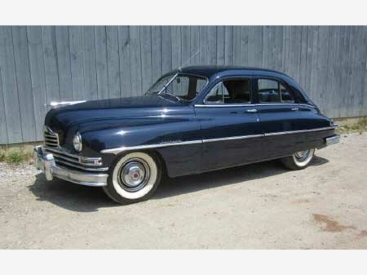 Police Car Auctions Near Me >> 1950 Packard Deluxe for sale near Freeport, Maine 04032 - Classics on Autotrader